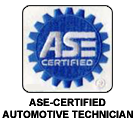 ASE Certified Automotive Technician